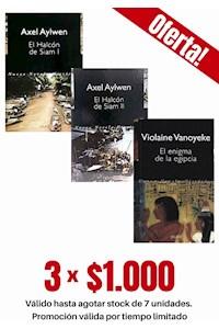 Papel Pack 3 Libros: Novelas Históricas