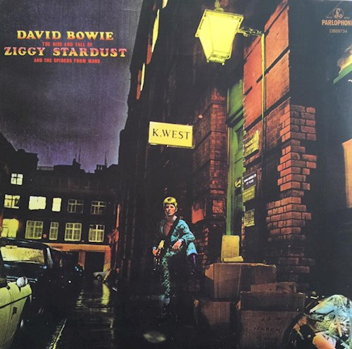 VINILO RISE AND FALL OF ZIGGY STARDUST