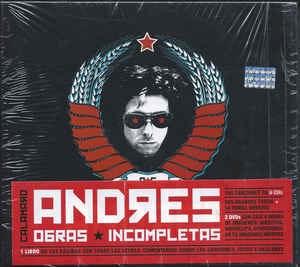 CD OBRAS INCOMPLETAS BOX