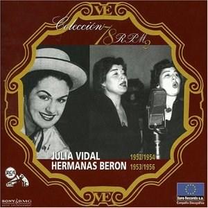 CD VIDAL JULIA HERMANAS BERON 52/54