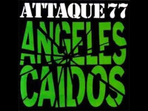 CD ANGELES CAIDOS