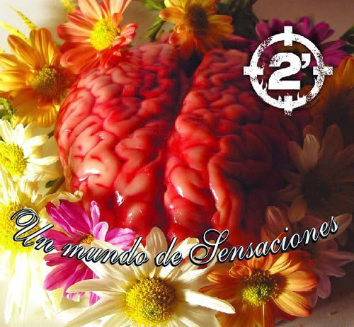 CD UN MUNDO DE SENSACIONES
