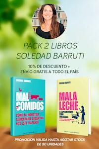 Papel Pack 2 Libros Soledad Barruti + Envío Gratis A Todo El País