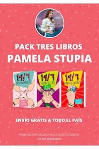 Papel Pack 3 Libros Saga 14/7 + Envío Gratis A Todo El País