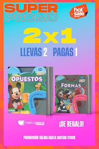 Papel Pack 2 Libros Infantiles: Rueditas