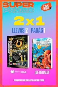 Papel Pack 2 Libros Infantiles: Enciclopedia En 4D