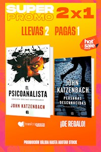Papel Pack 2 Libros: Katzenbach