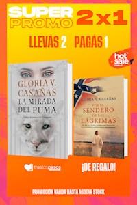Papel Pack 2 Libros: Gloria Casañas