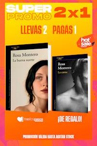 Papel Pack 2 Libros: Montero