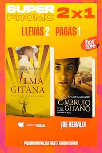 Papel Pack 2 Libros: Milano