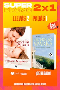 Papel Pack 2 Libros: Ahern  / Sparks
