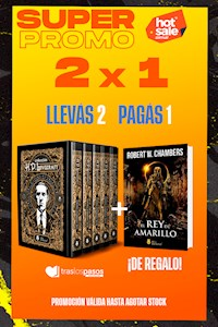 Papel Pack 2X1: Chambers - Lovecraft