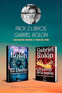 Papel Pack 2 Libros Gabriel Rolón + Envío Gratis A Todo El País