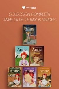 Papel Colección Anne La De Tejados Verdes