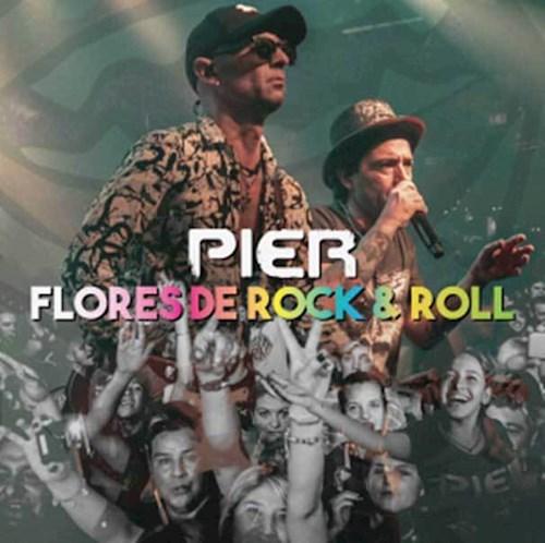 DVD FLORES DE ROCK & ROLL