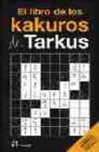 Papel Libro De Los Kakuros De Tarkus