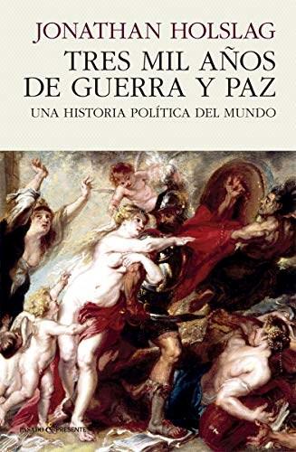 Papel TRES MIL AÑOS DE GUERRA Y PAZ