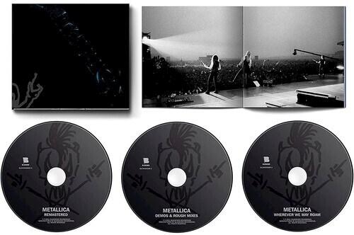 CD THE BLACK ALBUM (3 CDS)