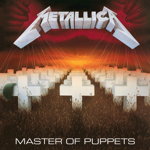 VINILO MASTER OF PUPPETS