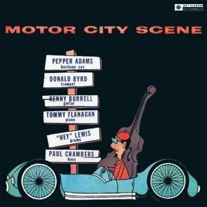 VINILO BYRD/MOTOR CITY SCENE