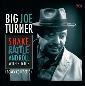 CD SHAKE RATTLE AND ROLL WITH BIG JOE