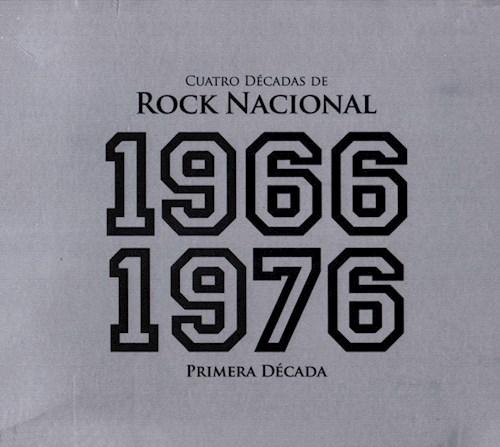 CD 4 DECADAS DE ROCK NACIONAL 1966-1976