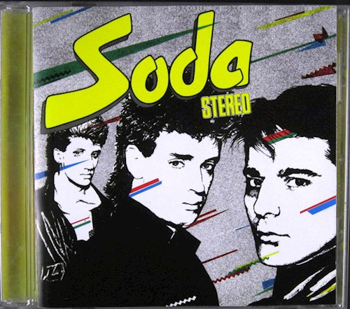 CD SODA STEREO (REMASTER)