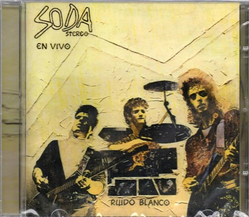 CD RUIDO BLANCO (REMASTER)