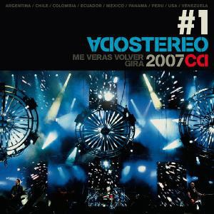 CD ME VERAS VOLVER GIRA 2007/VO