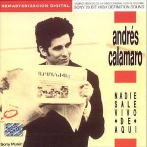 CD NADIE SALE VIVO DE AQUI