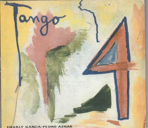 CD AZNAR/TANGO 4