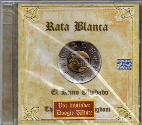 CD EL REINO OLVIDADO   THE FORG