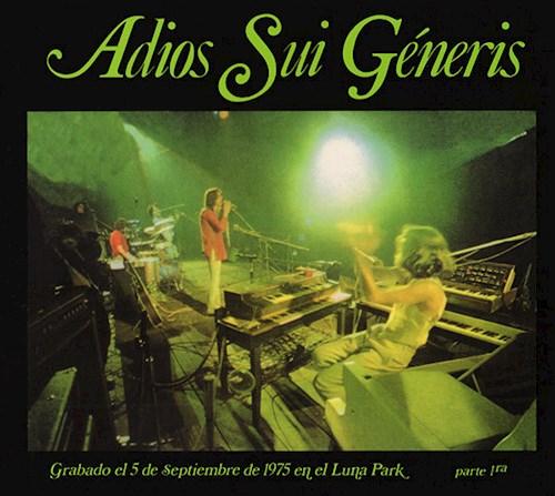 CD ADIOS PARTE 1
