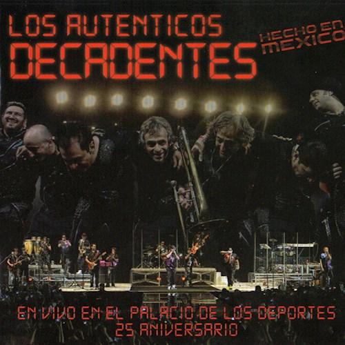 CD + DVD HECO EN MEXICO (CD+DVD)