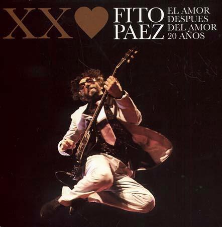 CD + DVD EL AMOR DESPUES DEL AMOR XX AÑOS (CD+DVD)