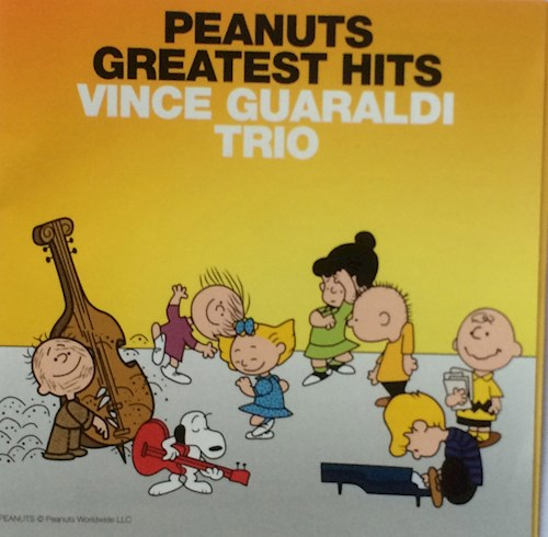 CD PEANUTS GREATEST HITS