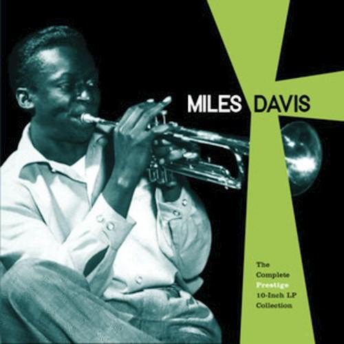 VINILO DAVIS MILES/THE COMPLETE PRESTIGE 10 INCH LP COLLECTION