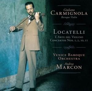 CD L ARTE DEL VIOLINO/MARCON