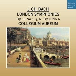 CD LONDON SYMPHONIES/COLLEGIUM AUREUM