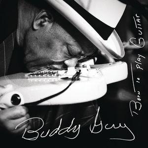 VINILO GUY BUDDY/BORN TO PLAY GUITAR