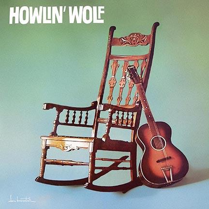 VINILO HOWLIN WOLF