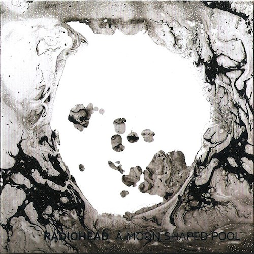 CD A MOON SHAPED POOL