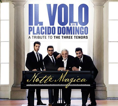CD NOTTE MAGICA - A TRIBUTE TO THE THREE TENORS