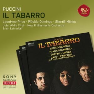 CD IL TABARRO/LEINSDORF