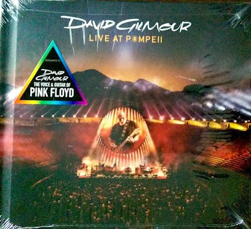 CD LIVE AT POMPEI