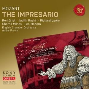 CD IMPRESARIO/PREVIN