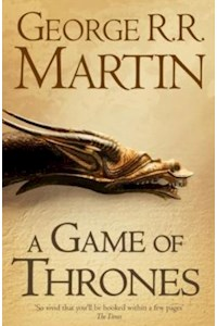 Papel Game Of Thrones, A - A Song Of Ice And Fire 1
