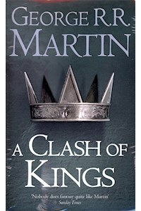 Papel Clash Of Kings, A - A Song Of Ice And Fire 2