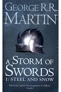 Papel Storm Of Swords, A - Steel And Snow 1 - A Song Of Ice And Fi