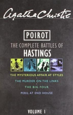 Papel Poirot: The Complete Battles Of Hastings Vol. I